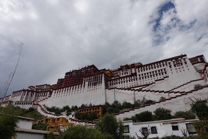西藏之旅-第二天 Second Day in Tibet (拉萨 Lhasa)