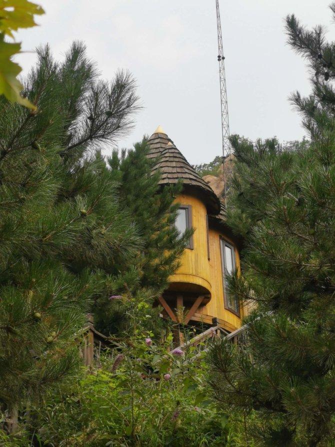 云峰山童话树屋