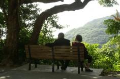 香港大學 HKU -> 香港仔郊野公園