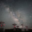 天上银河-中国国家天文台内蒙古明安图观测站 Galaxy in the Sky – China National Observatory Inner Mongolia Ming An Tu Observation Station