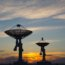 日出-中国国家天文台内蒙古明安图观测站 Sunrise – China National Observatory Inner Mongolia Ming An Tu Observation Station
